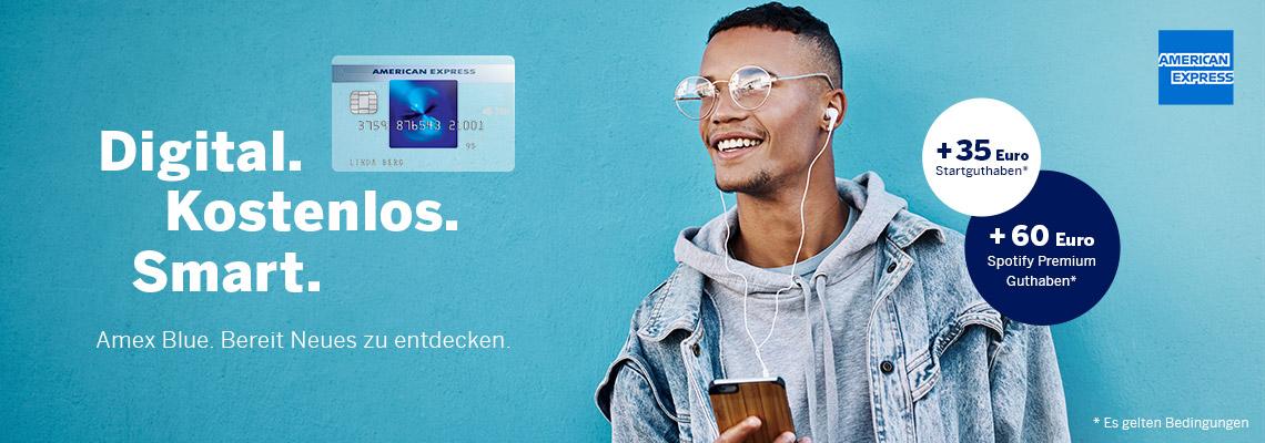 Studentenrabatt American Express