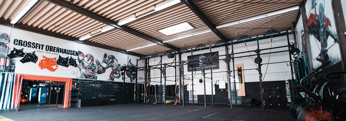 Studentenrabatt CrossFit Oberhausen