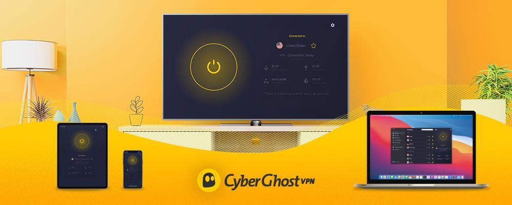 Studentenrabatt CyberGhost VPN