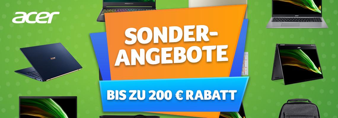 Sonderangebote 200 EUR Rabatt