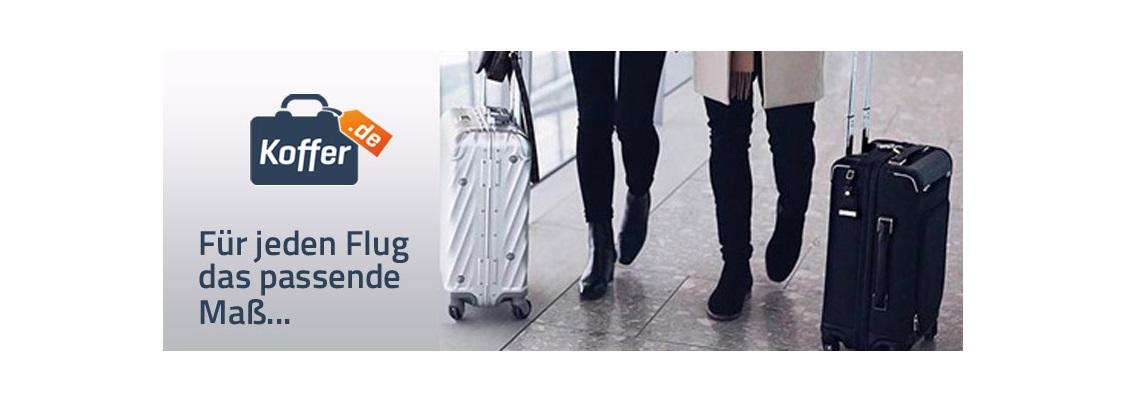 Studentenrabatt Koffer.de