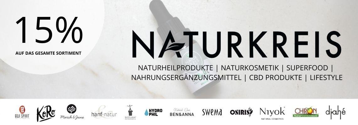 Studentenrabatt Naturkreis