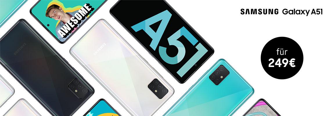 Studentenrabatt Samsung Galaxy A51