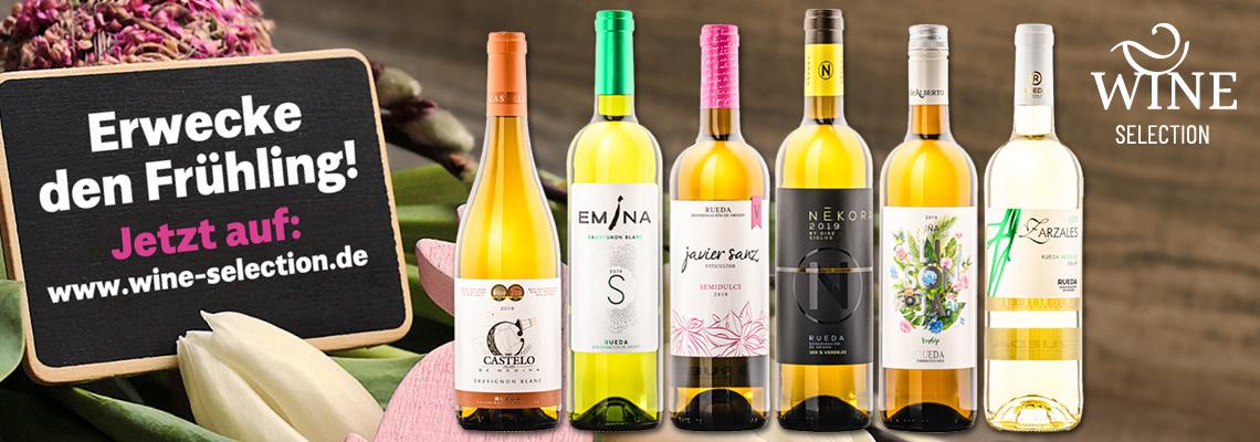 Studentenrabatt Wine Selection